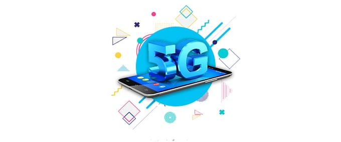 نسل پنجم شبکه های تلفن همراه 5G