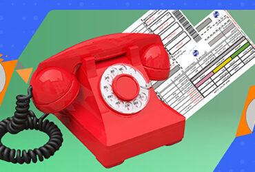 حذف قبض کاغذی تلفن ثابت و فعالسازی پیامک قبض تلفن ثابت